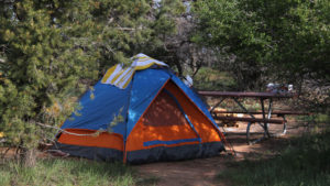 tent camping great american campout